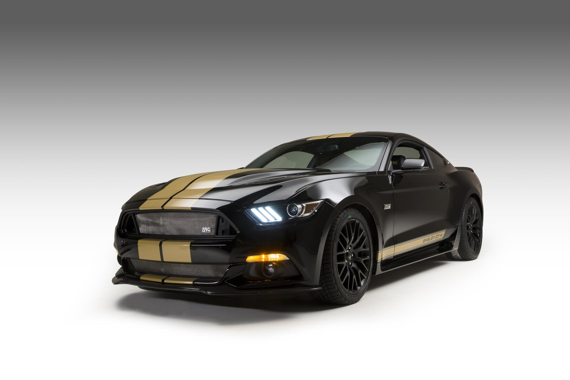 Memorial Day Car Sales >> 2016 Shelby Mustang GT-H - conceptcarz.com