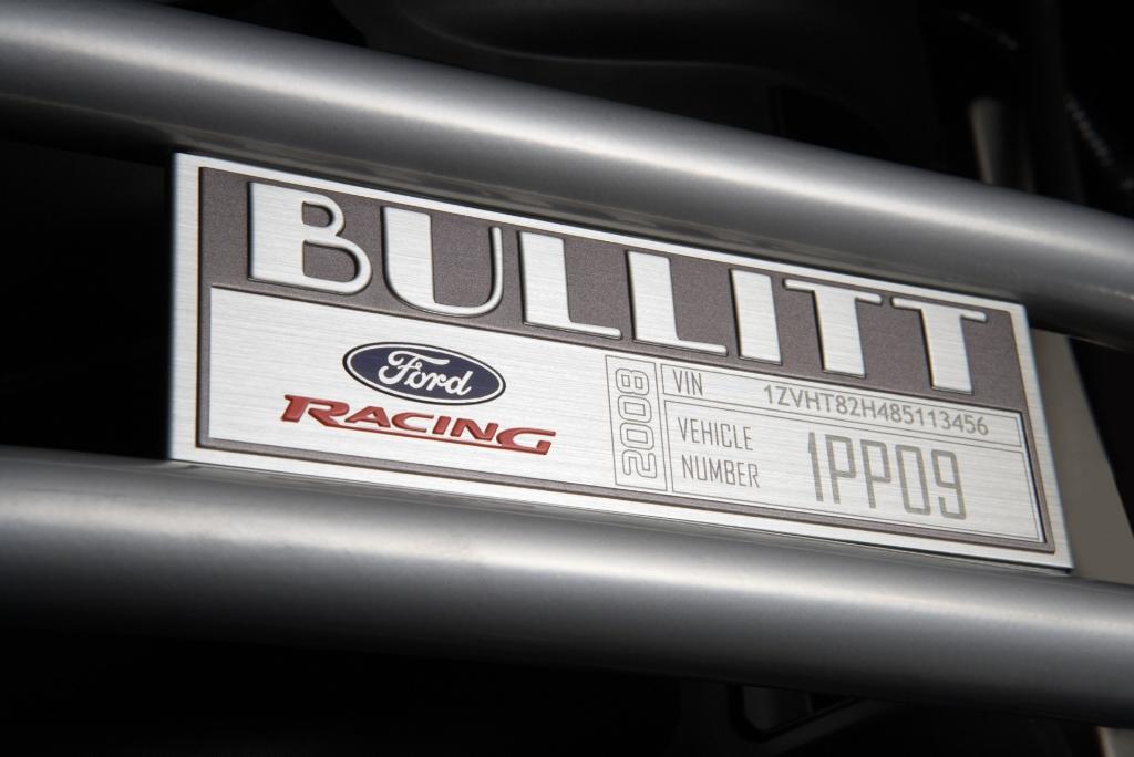 2008 Ford Mustang Bullitt Conceptcarz Com