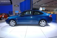 2008 Ford Focus image.