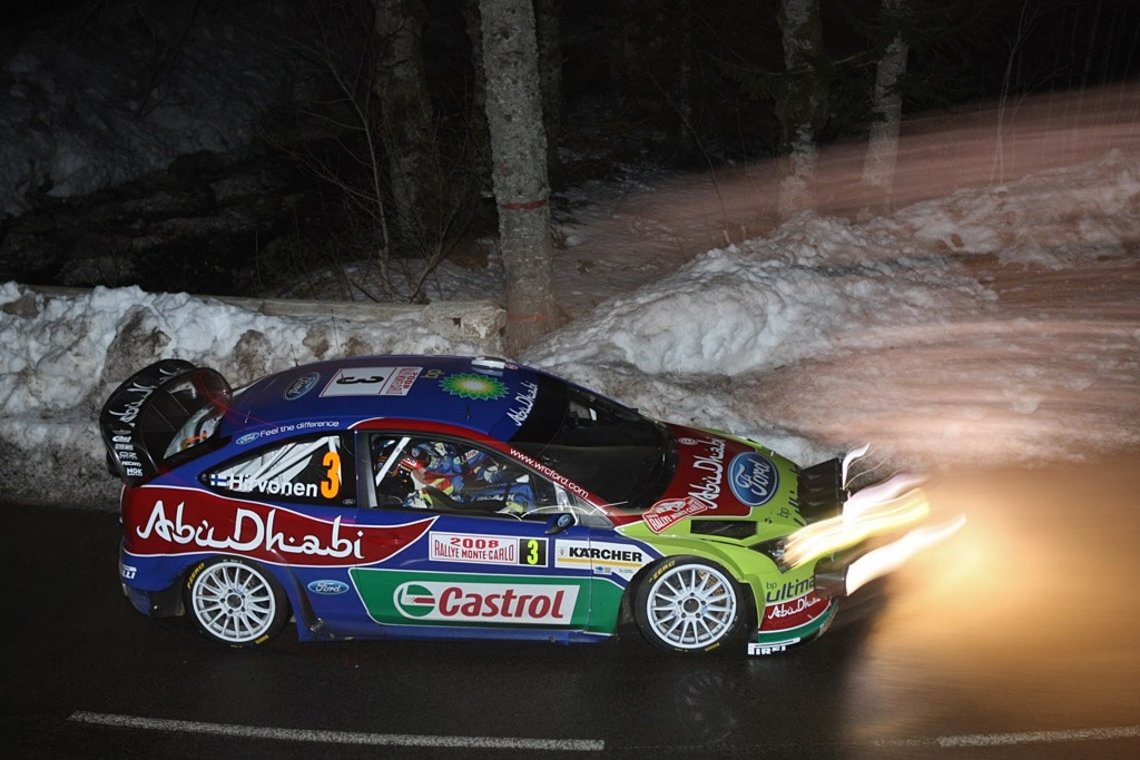 2008 Ford Focus RS WRC 08 thumbnail image