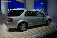 2006 Ford Freestyle image.