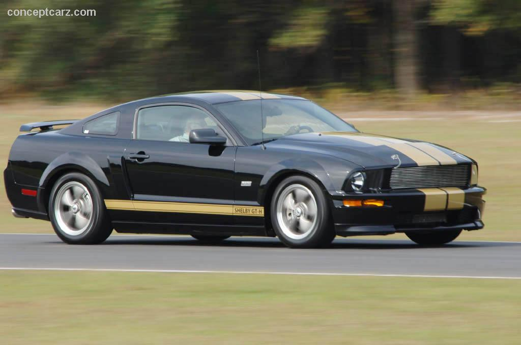 2007 shelby mustang 350h. Black Bedroom Furniture Sets. Home Design Ideas