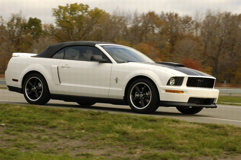 2006 Ford Project Mustang GT