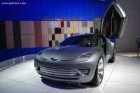 2006 Ford Reflex Concept image.