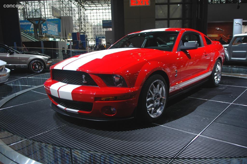 Ford Mustang Cobra 2005 2005 Shelby Cob...