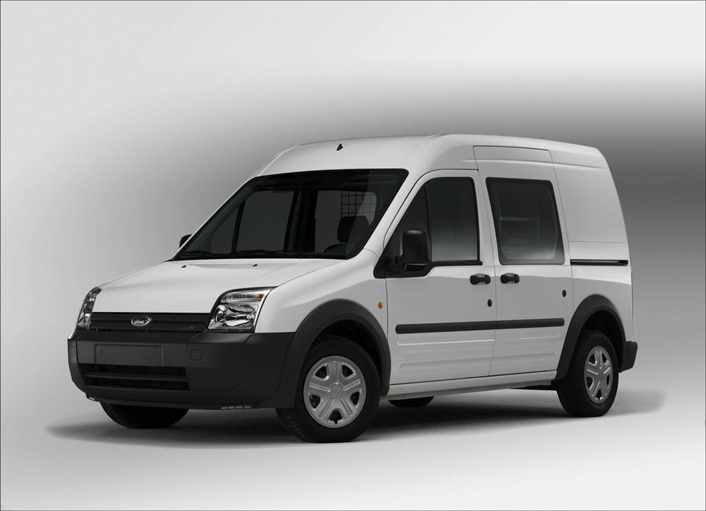 2009 Ford Transit Connect  conceptcarzcom