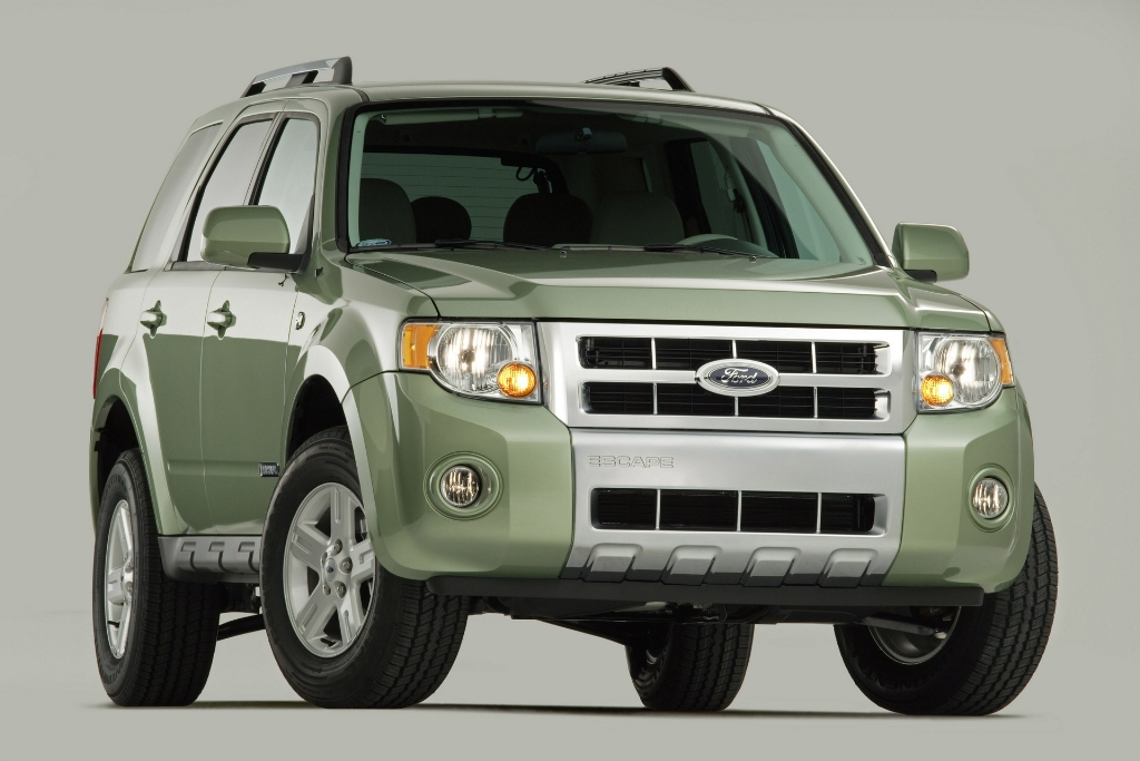 2008 ford escape hybrid. Black Bedroom Furniture Sets. Home Design Ideas