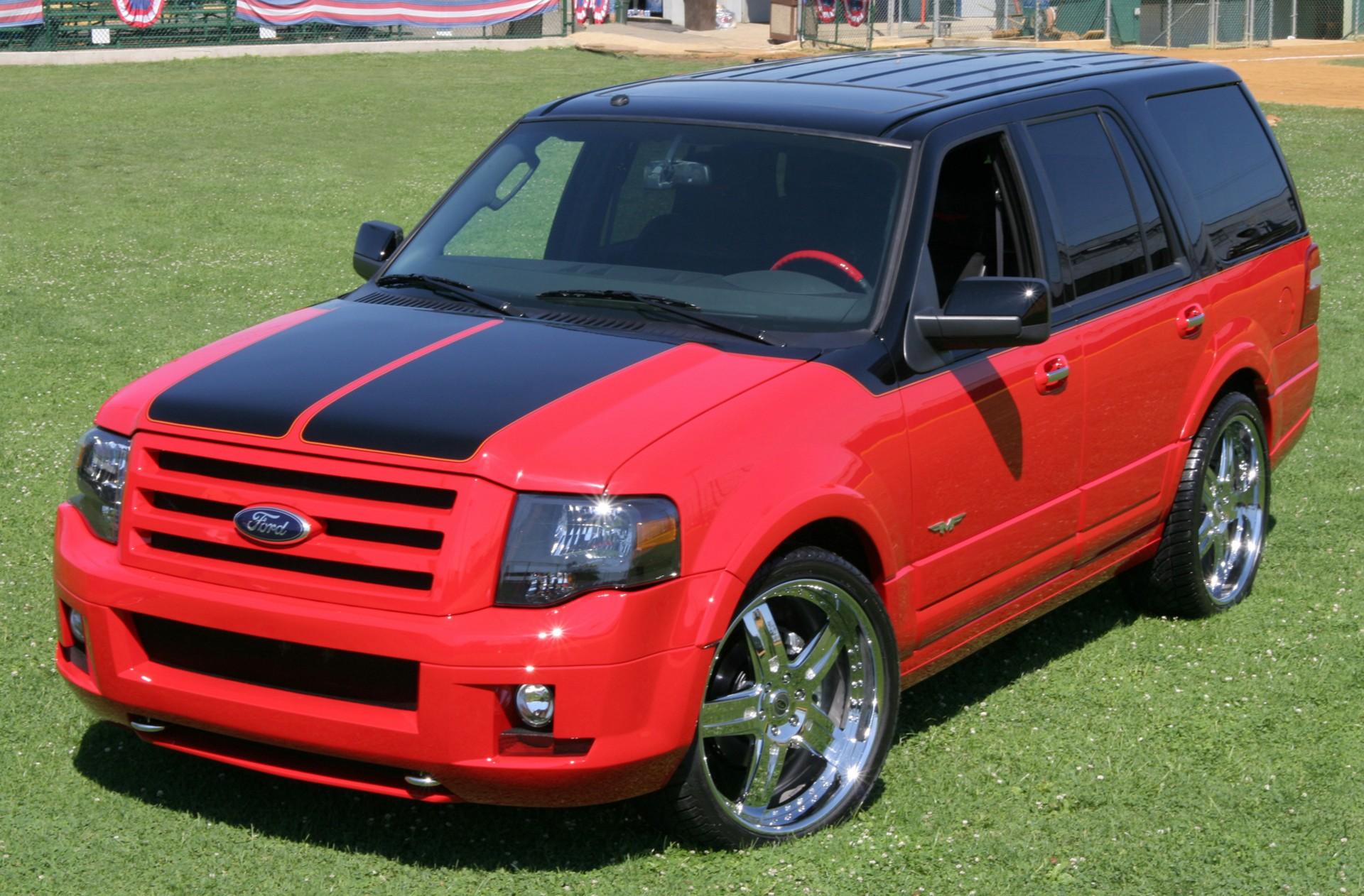 2007 Ford Expedition Funkmaster Flex Concept Conceptcarz Com