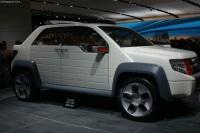 2003 Ford Model U Concept image.