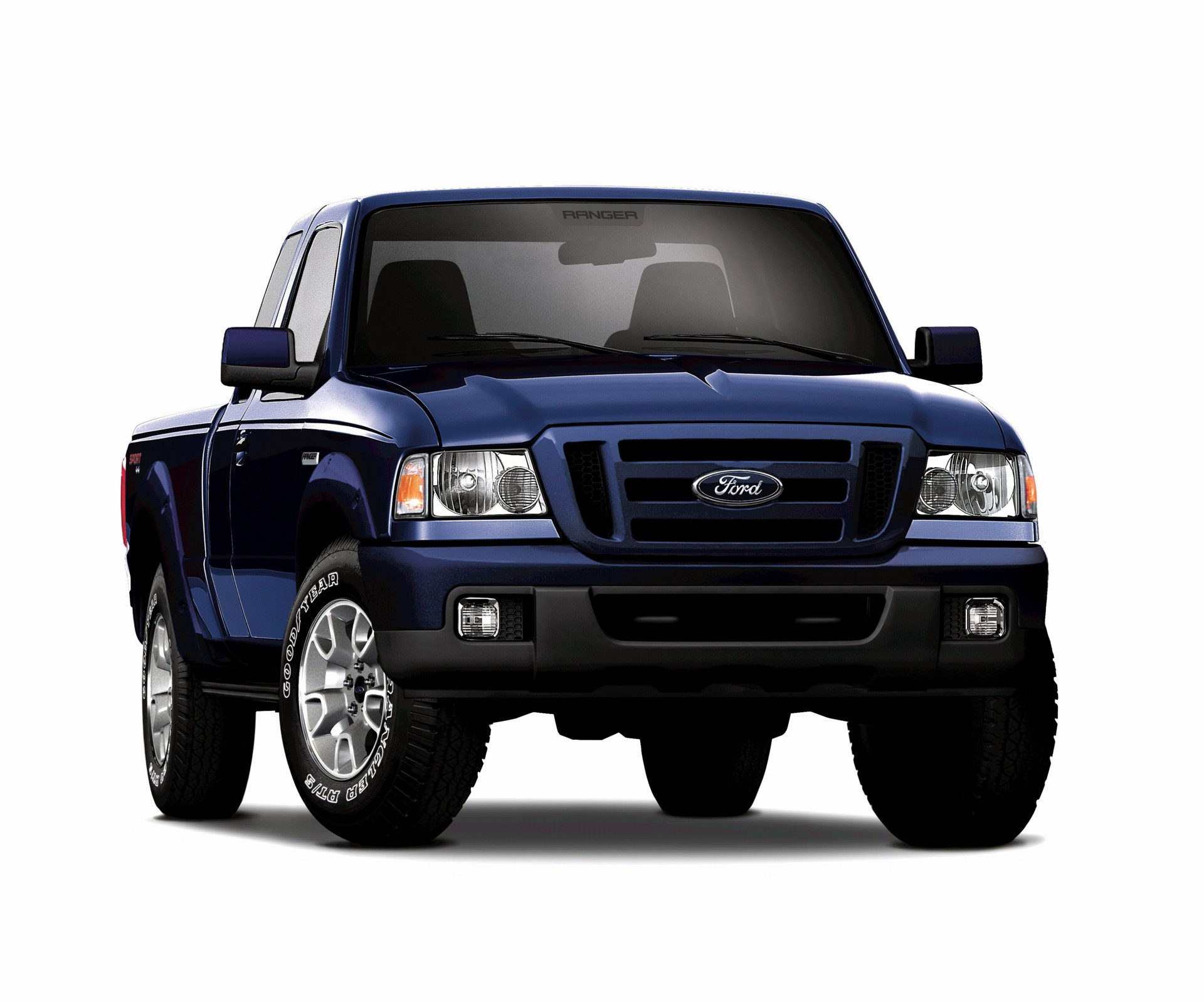 2007 Ford Ranger Technical Specifications And Data. Engine