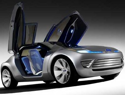 2006 Ford Reflex Concept Pictures History Value Research News - conceptcarz.com & 2006 Ford Reflex Concept Pictures History Value Research News ... markmcfarlin.com