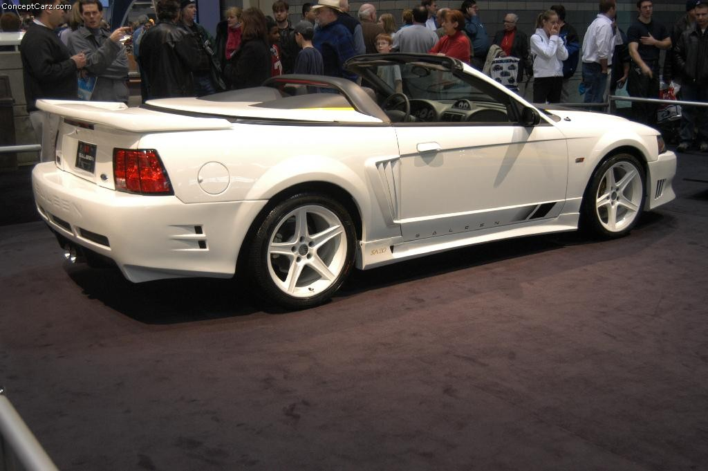 2000 Ford Mustang Saleen Car Autos Gallery