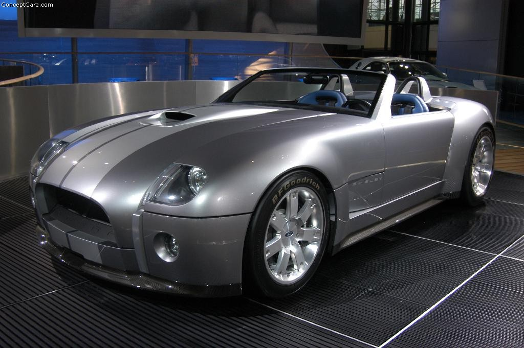 2004 Shelby Cobra Concept Images Photo Ford Shelby Gt