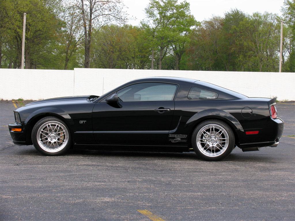 2006 Livernois Motorsports Mustang Gt Conceptcarz Com