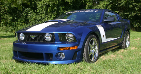 auction results and data for 2007 roush 427r mustang. Black Bedroom Furniture Sets. Home Design Ideas