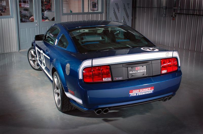 2008 Saleen Gurney Signature Edition Mustang thumbnail image