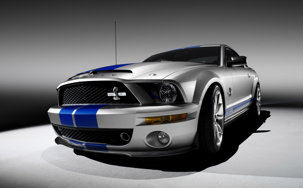 Auction results and data for 2008 Shelby Mustang GT500KR