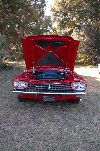 1966 Ford Thunderbird pictures and wallpaper