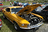 1969 Ford Mustang image.