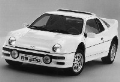 1985-Ford--RS200-Evolution Vehicle Information