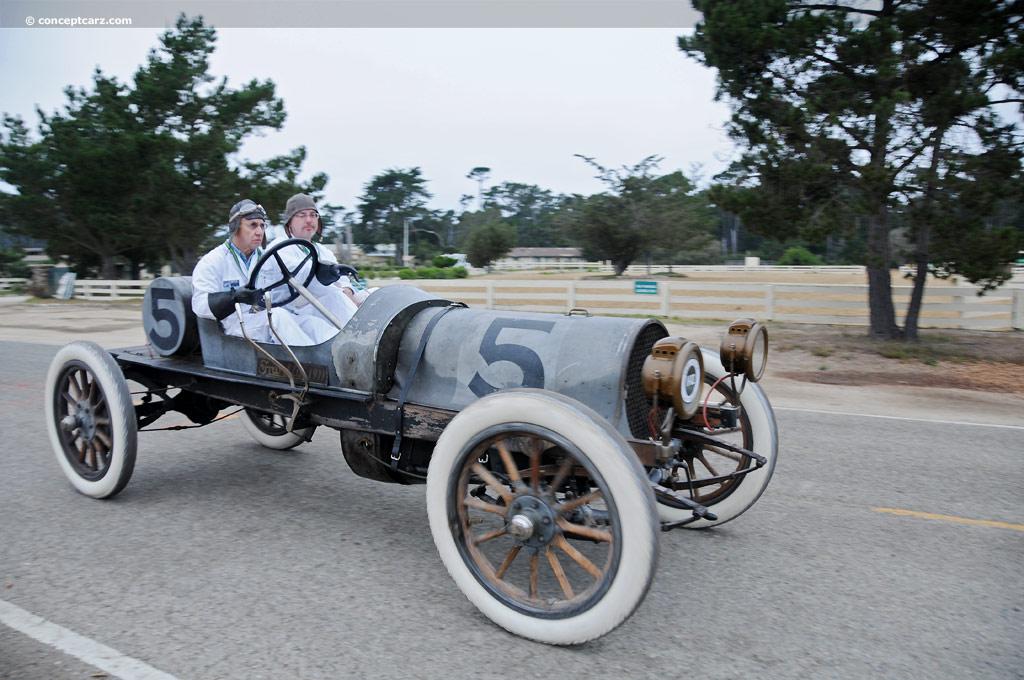 1911 Franklin Model D Image