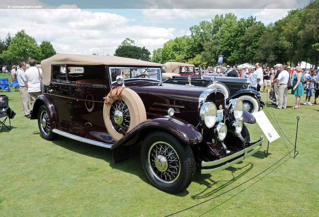 1930 Franklin Series 147 Image