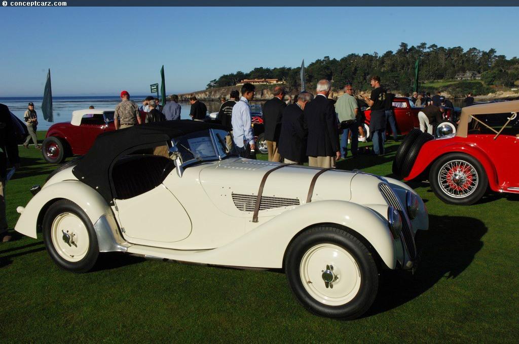 1937 Frazer Nash Bmw 328 Conceptcarz Com