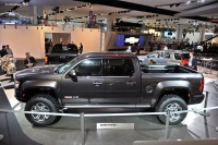 2011 GMC Sierra All Terrain HD Concept image.