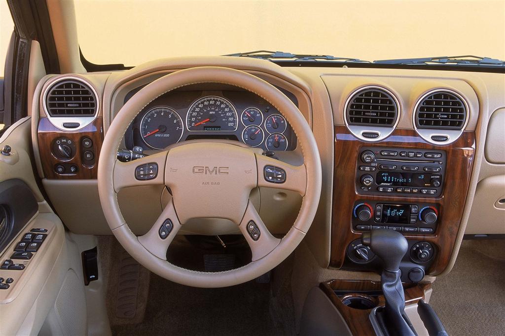 2001 GMC Envoy  conceptcarzcom