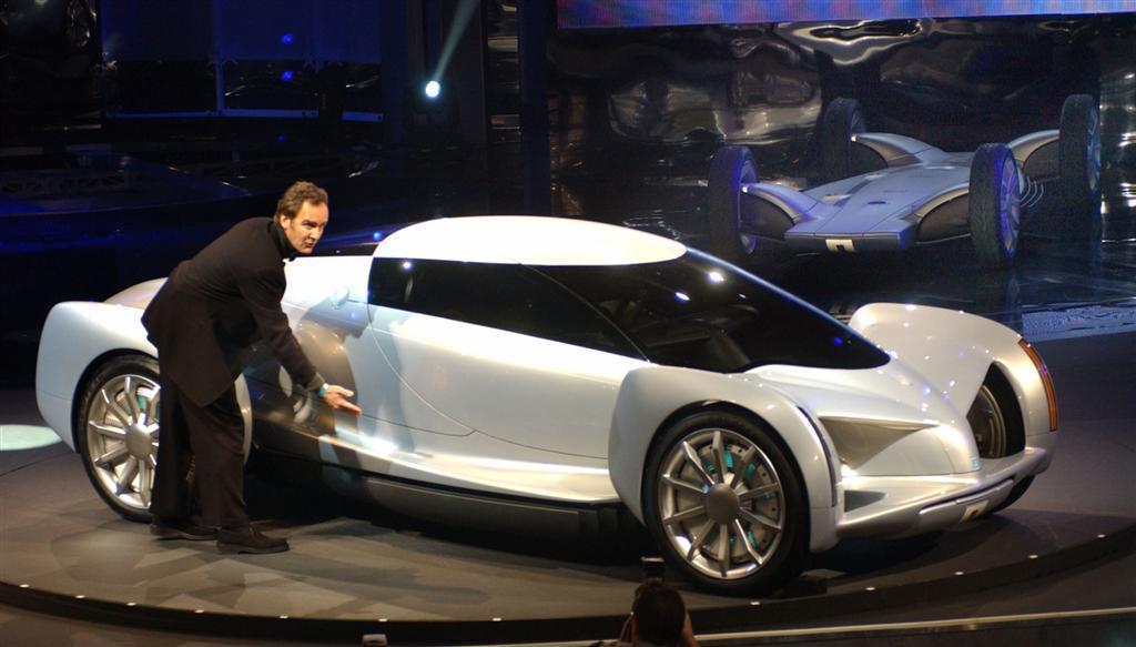 2002 Gmc Autonomy Concept Conceptcarz Com