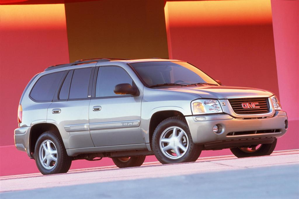 2002 gmc envoy. Black Bedroom Furniture Sets. Home Design Ideas