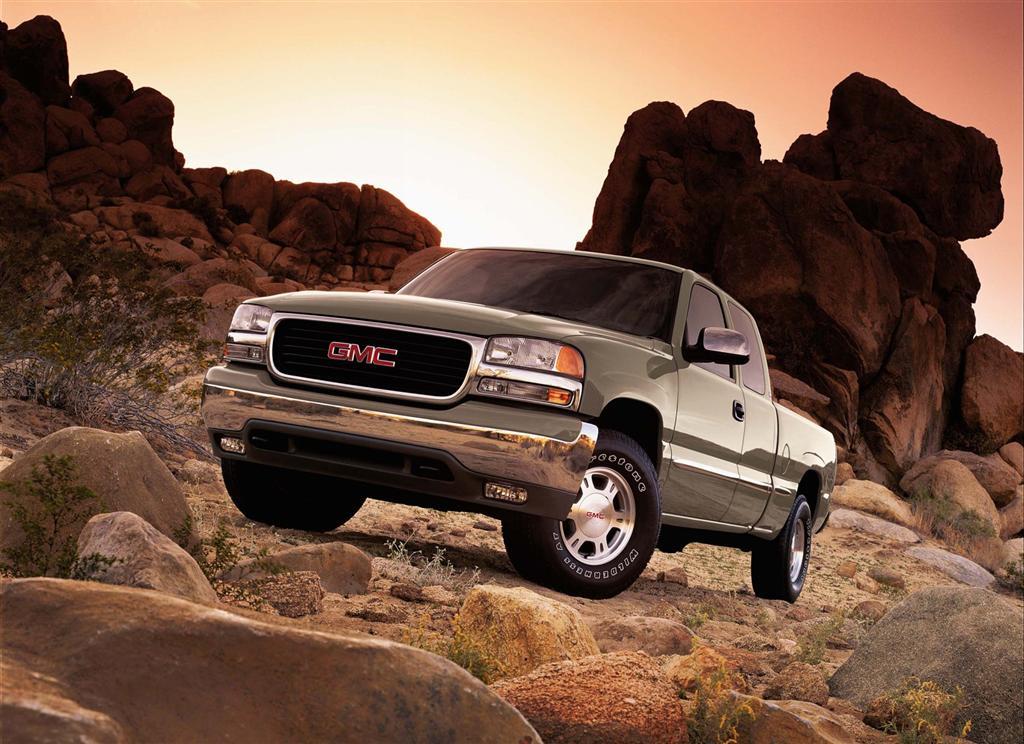 Most Comfortable Pickup >> 2002 GMC Sierra - conceptcarz.com