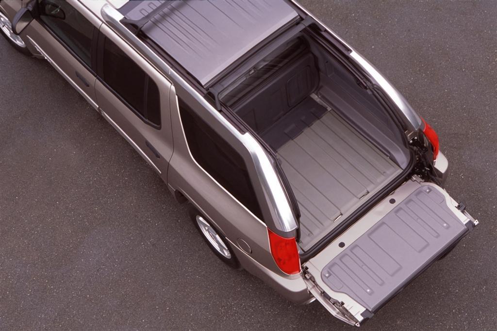 2004 GMC Envoy  conceptcarzcom