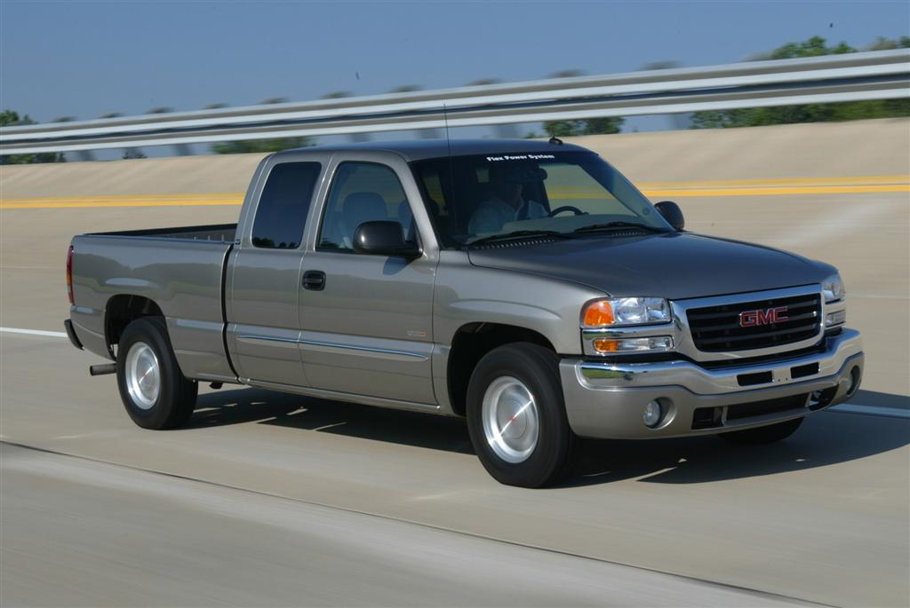 2004 Gmc sierra pick up truck