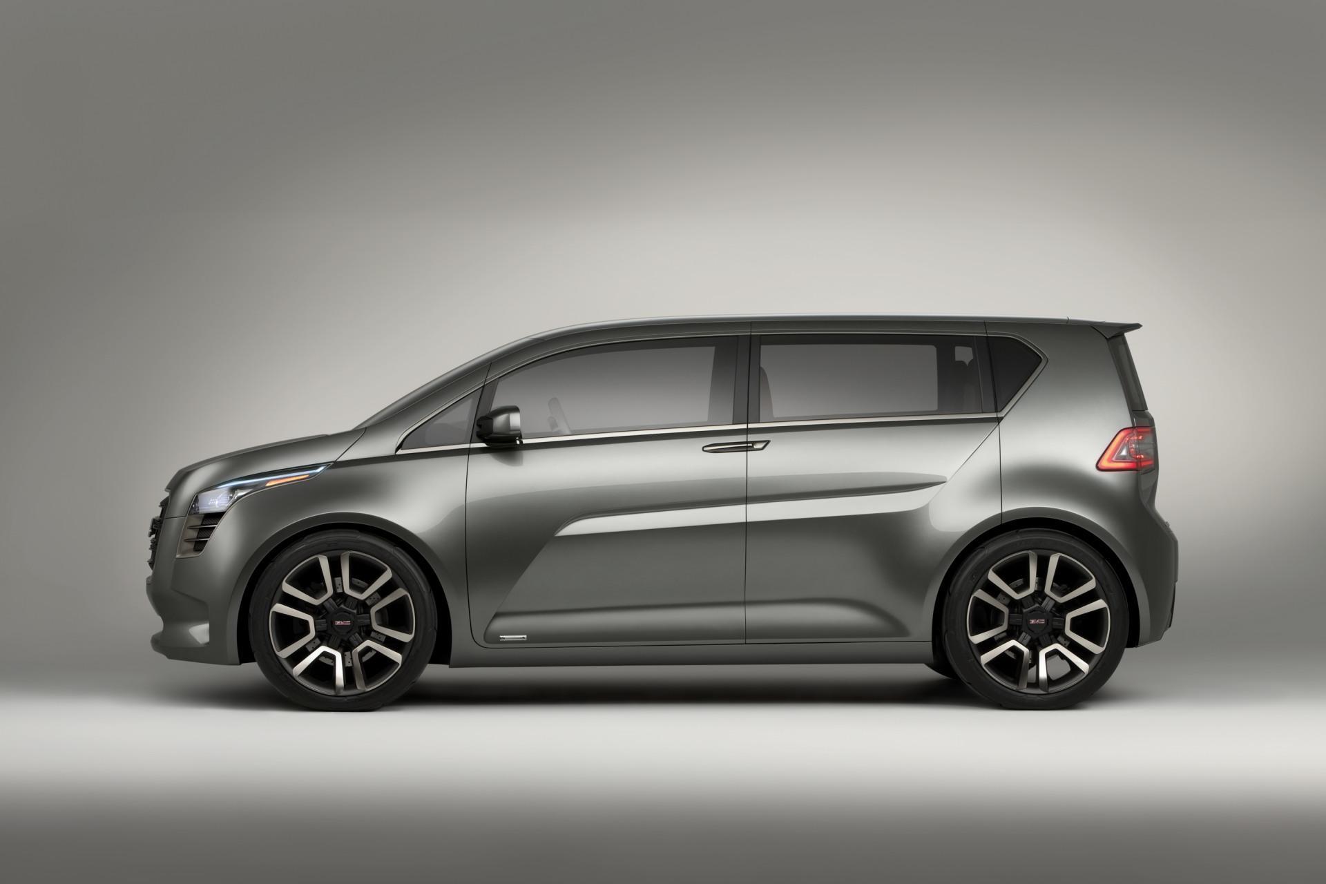2010 GMC Granite Concept - conceptcarz.com