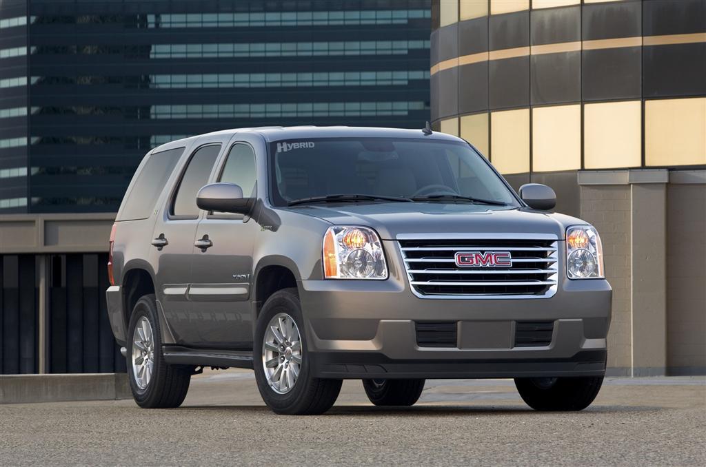 2010 Gmc Yukon Hybrid Conceptcarz Com