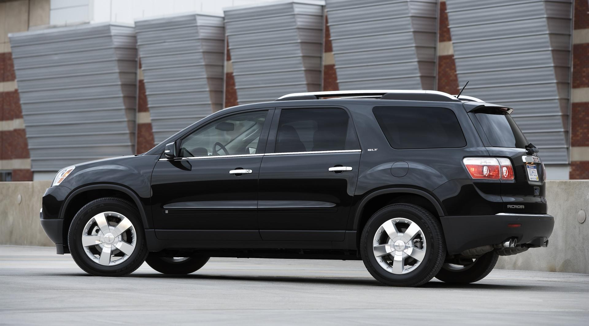 2011 GMC Acadia - conceptcarz.com