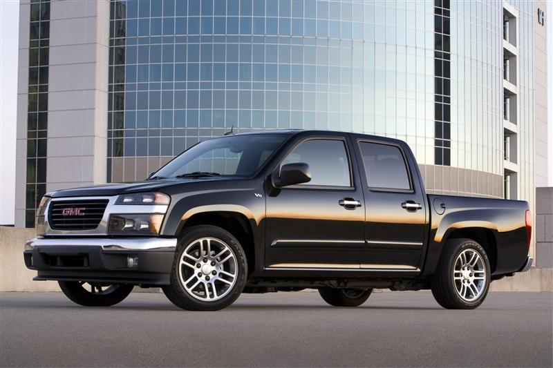 2011 GMC Canyon Image