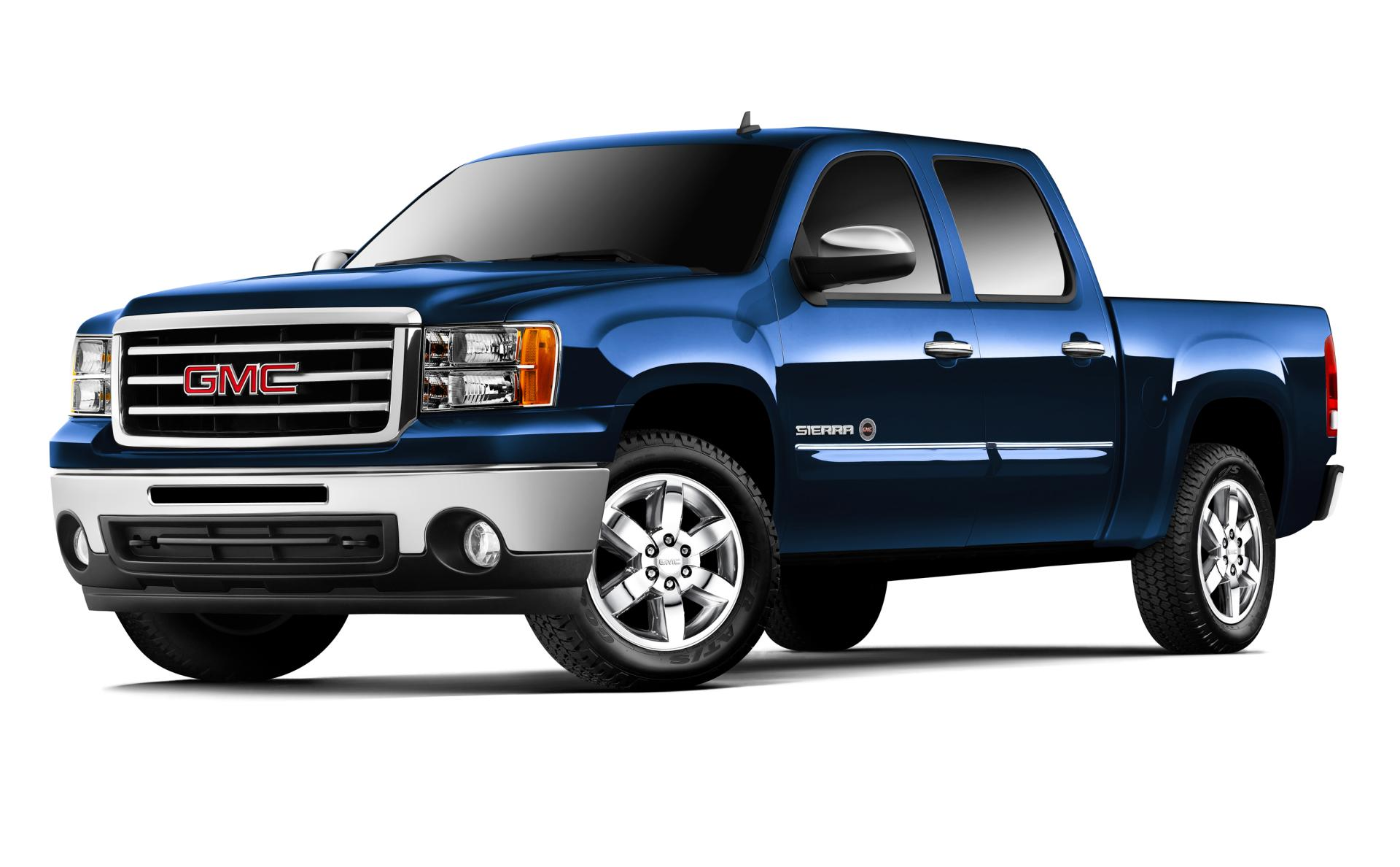 GMC Sierra Heritage Edition pictures and wallpaper