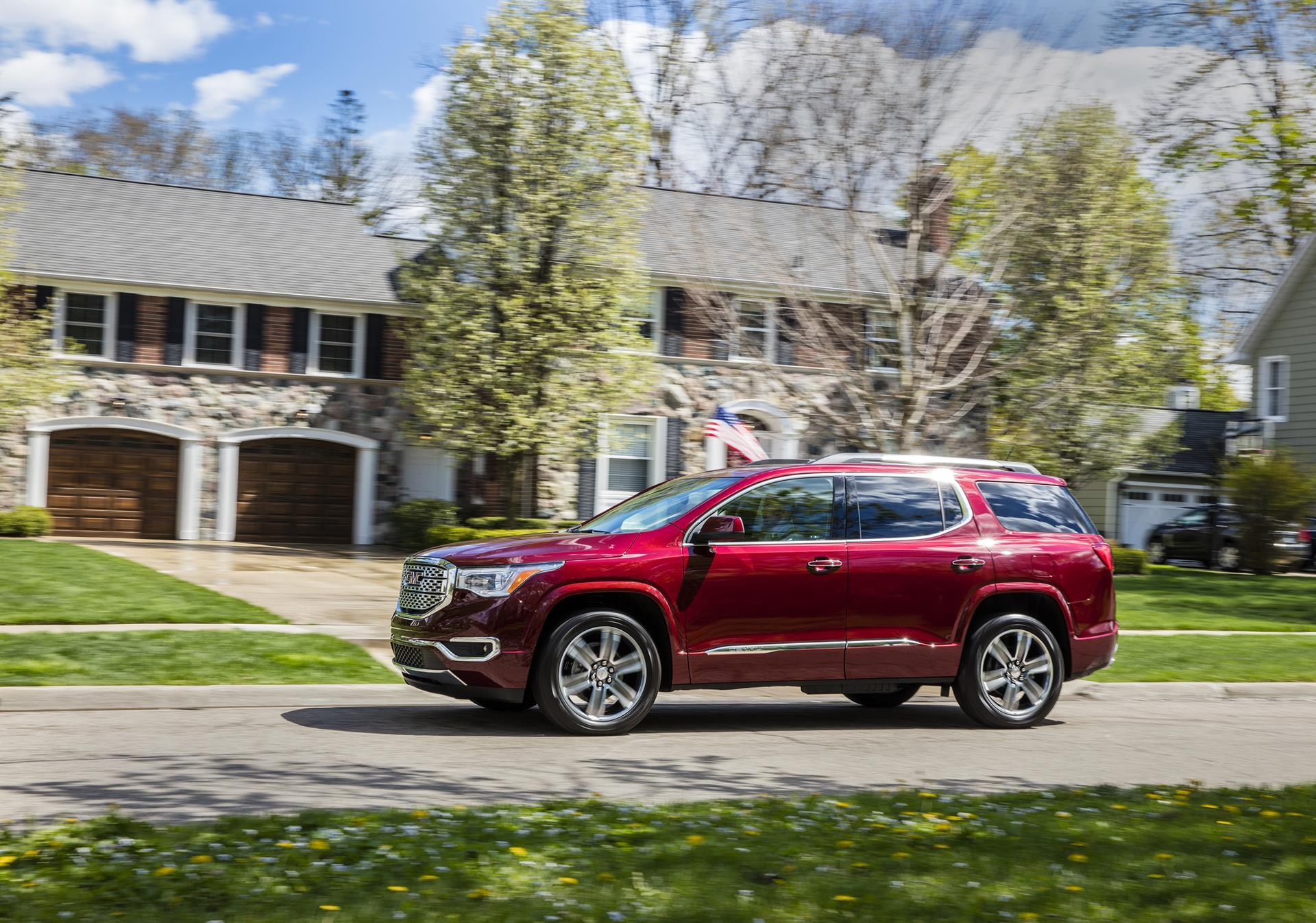 2017 gmc acadia denali technical specifications and data engine dimensions and mechanical. Black Bedroom Furniture Sets. Home Design Ideas