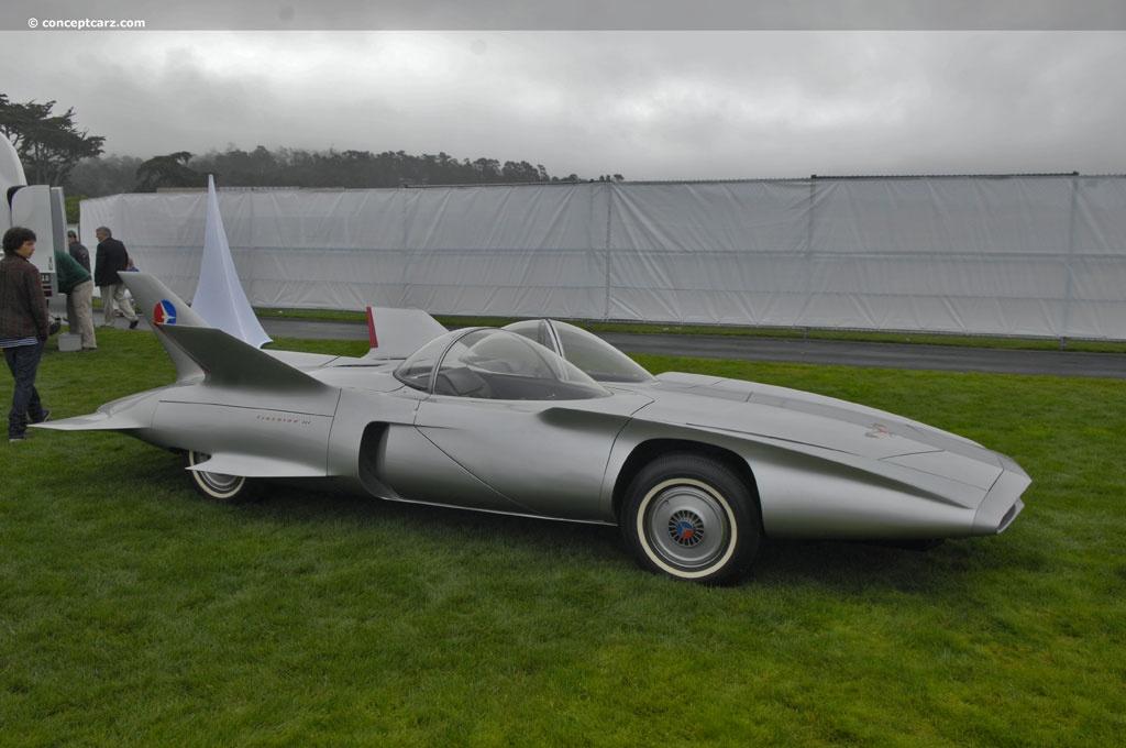 1959 Gmc Firebird Iii Conceptcarz