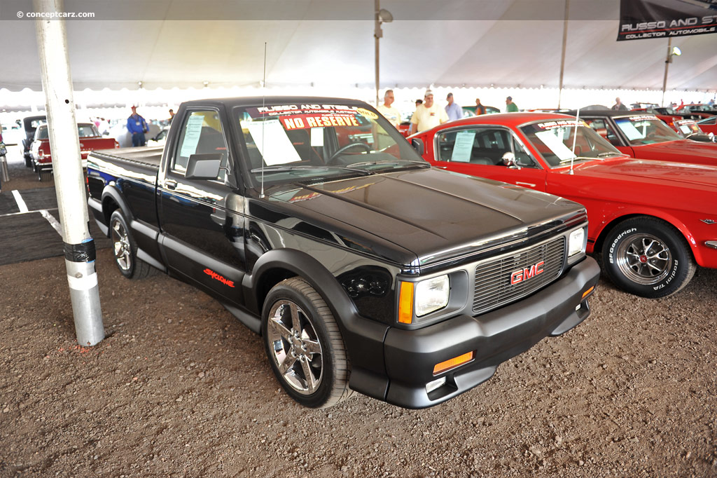 Auction Results And Data For 1991 Gmc Syclone