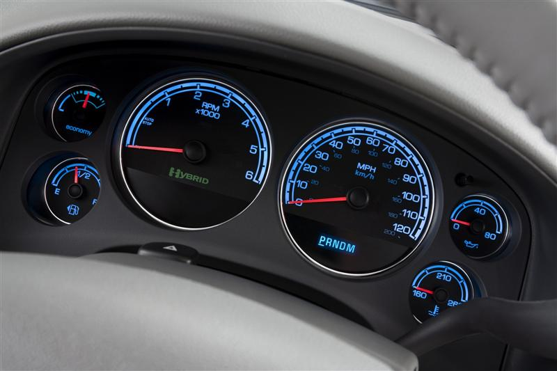 2009 GMC Yukon Hybrid Image