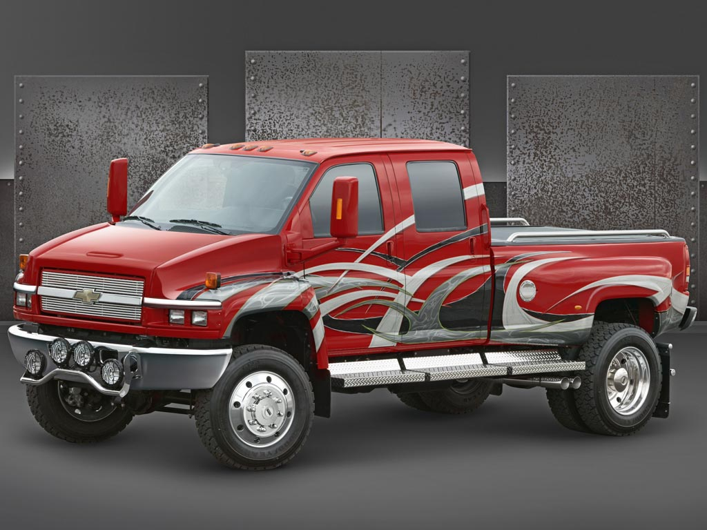 2005 GMC C4500 Pictures, History, Value, Research, News ...