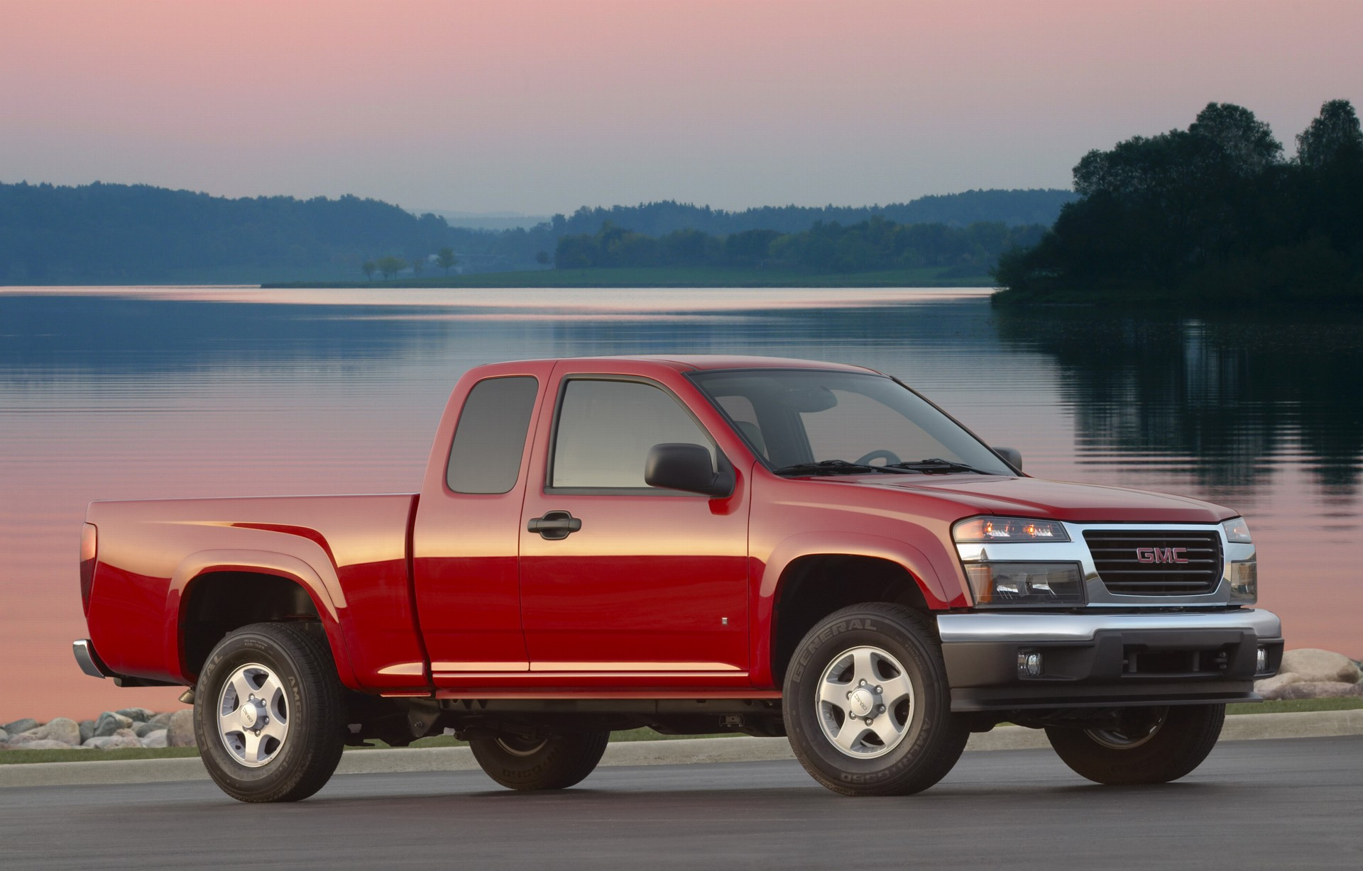 2007 Gmc Canyon Pictures History Value Research News