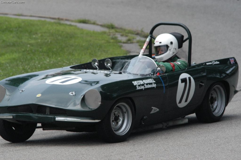 1958 Gsm Delta At The Pittsburgh Vintage Grand Prix