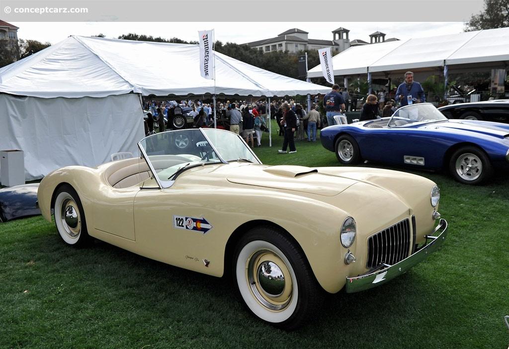 Philadelphia Auto Auction >> 1952 Glasspar G2 Pictures, History, Value, Research, News ...