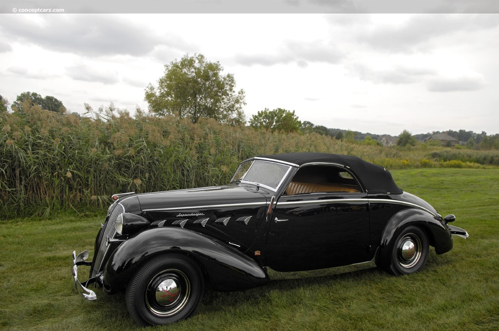 Detroit Auto Auction >> 1937 Graham Series 116 - conceptcarz.com
