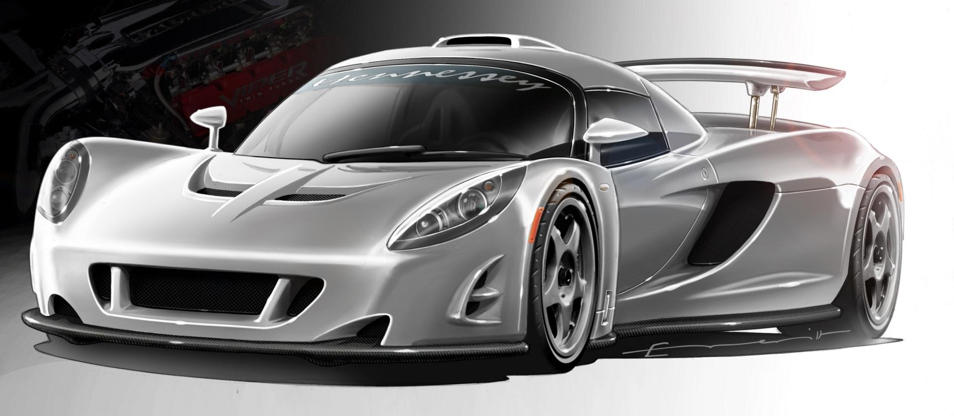 2009 Hennessey Venom GT Concept  conceptcarzcom