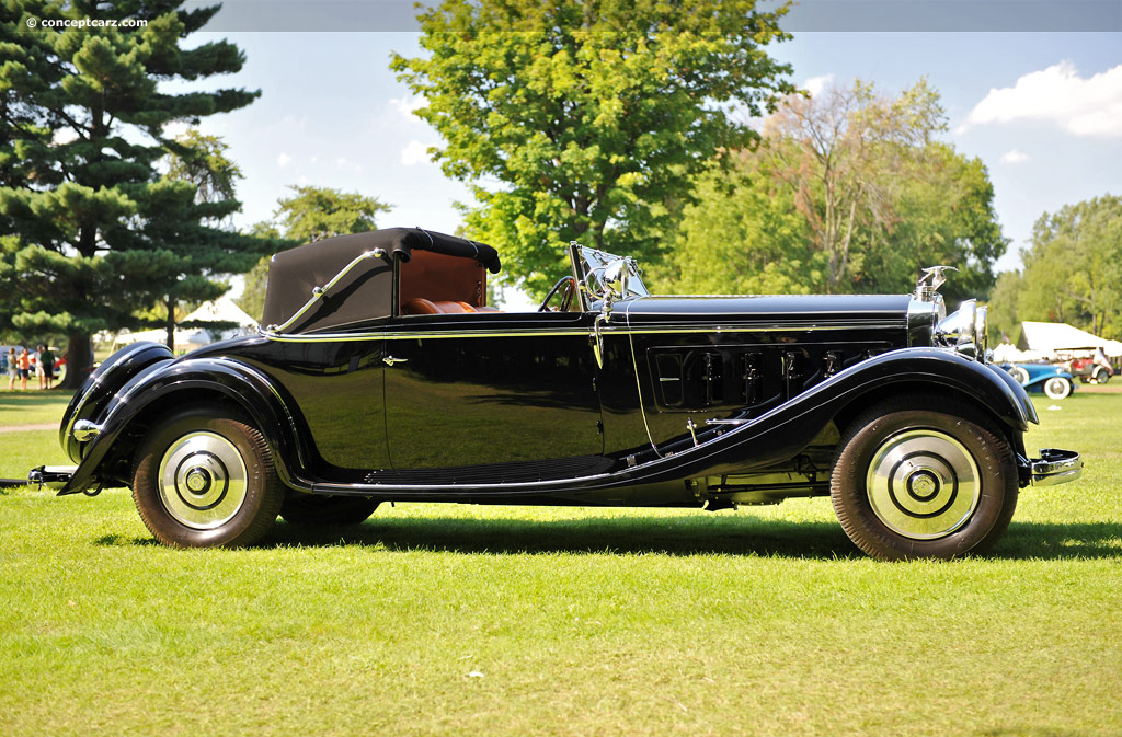 Hispano Suiza H6B pictures and wallpaper